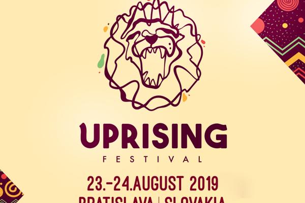 Zlaté piesky opäť privítajú festival Uprising.