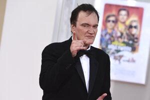 Quentin Tarantino.