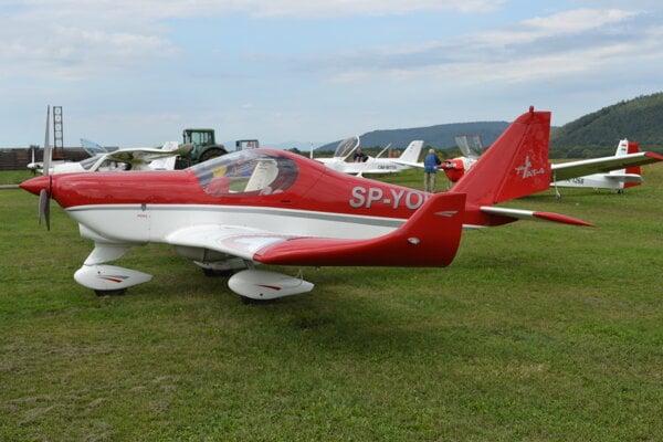 Štvrtý ročník navigačnej súťaže Rally Kamenica prilákal na letisko 17 lietadiel.
