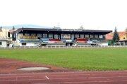 Štadión TU Košice.