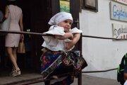 malá folklórna parádnica.