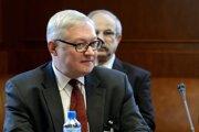 Námestník ruského ministra zahraničných vecí Sergej Rjabkov.