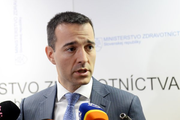 Nový minister zdravotníctva Tomáš Drucker.