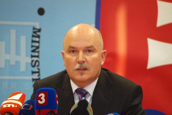 Exminister výstavby a regionálneho rozvoja Marian Janušek.