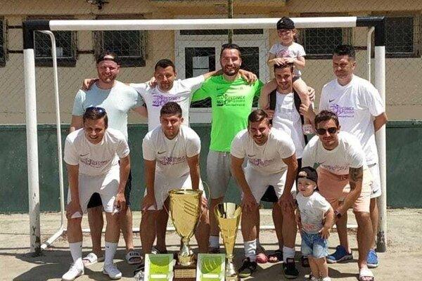 Víťazom uplynulej sezóny sa stali hráči Špedimexu