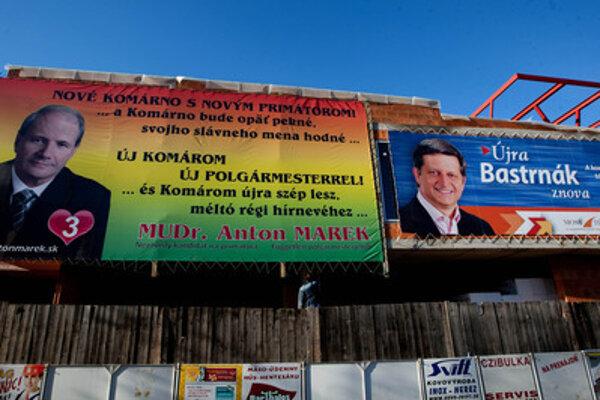 Voličov maďarskej národnosti oslovujú aj slovenské strany, už si podľa etnicity nevyberajú.