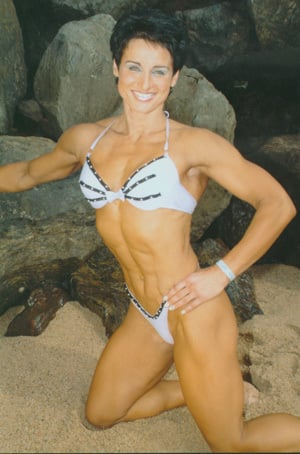 Veľkou hviezdou slovenského fitnesu je Silvia Malachovská.