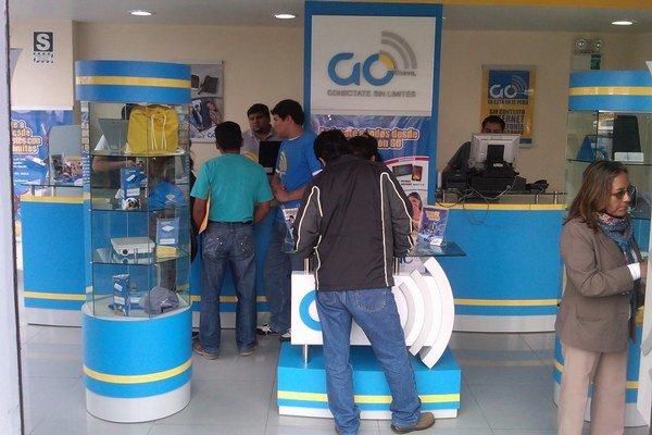 V Peru podniká VelaTel cez operátora Go Móvil. Signálom rýchleho internetu pokrýva osem miest.