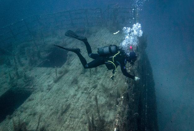 Malta je známa aj početnými vrakmi lodí na morskom dne.