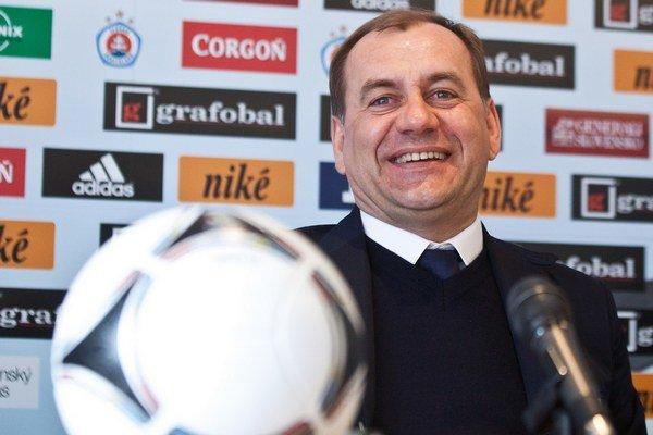 Viesť národné mužstvo je pre každého trénera česť. Slovenský kouč sa teraz pokúsi dosiahnuť úspechy s gruzínskou reprezentáciou.