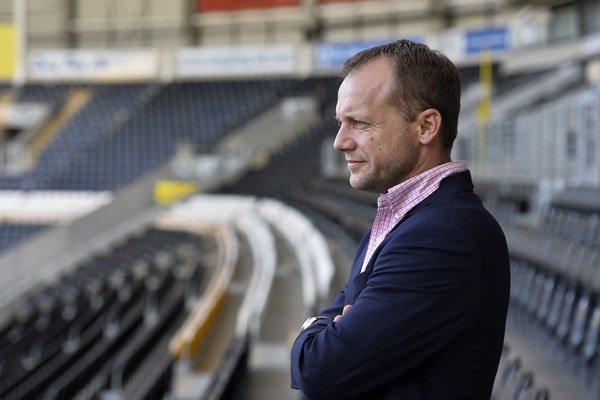 Róbert Rybníček je generálnym manažérom AS Trenčín.