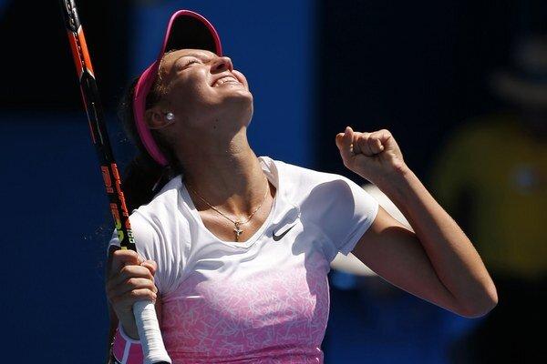 Tereza Mihalíková obhajuje triumf na Australian Open z vlaňajška.