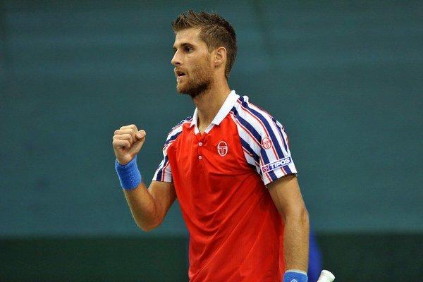 Kližaanovi začiatok roka vôbec nevyšiel. Nájde stratený rytmus na turnaji v bulharskej metropole?