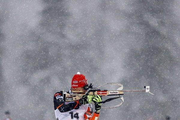 Tomáš Hassila stratil na víťaza viac ako štyri minúty.