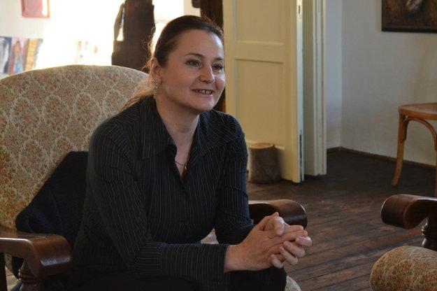 Erika Braunerová.