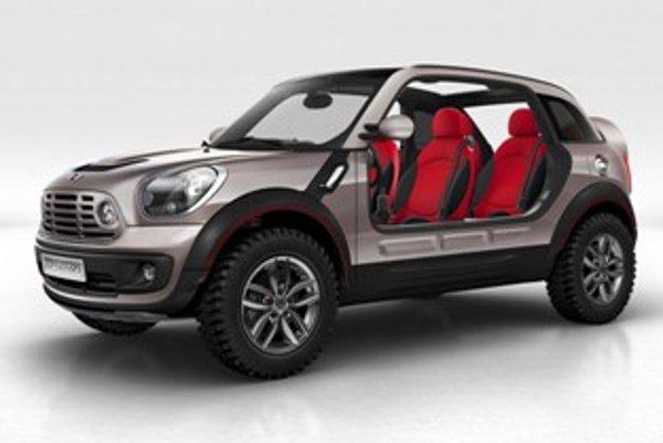 Mini Beachcomber predstavia na januárovom autosalóne v Detroite. Jeho úlohou je nielen pripomenúť niekdajší Moke, ale najmä pripraviť potencionálnych zákazníkov na príchod prvého crossoveru značky Mini.