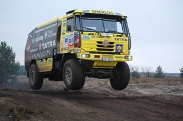 Pre žlto-čiernu Tatru Rely Dakar, podobne ako v uplynulom roku, skončila v pohorí Sierra de Cordoba.
