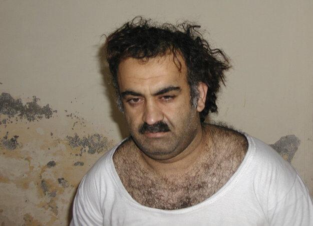 Hlavný strojca útokov Chalíd Šajch Muhammád.