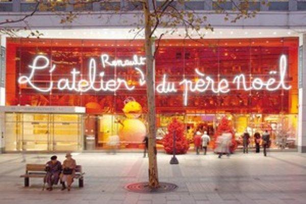 Cieľom tohto nového miesta bolo symbolizovať otvorenosť značky k celému svetu aj s jeho rozmanitosťou.