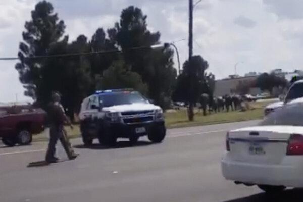 Streľba v texaskej Odesse si vyžiadala 5 mŕtvych a 21 zranených.