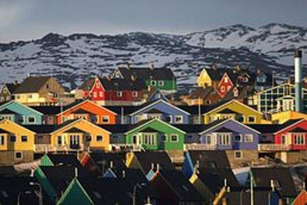 Môže život pochádzať z Grónska?