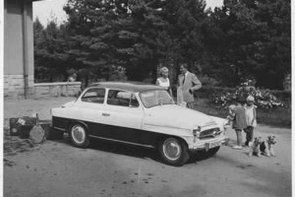 Výrobu Octavie ukončili v roku 1971.