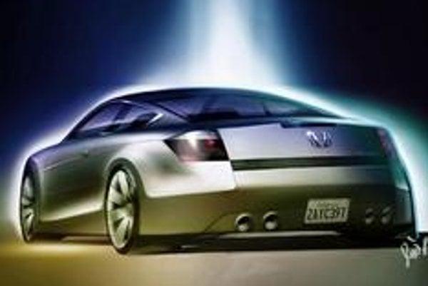 Honda Accord Coupe bude predstavená v Detroite.