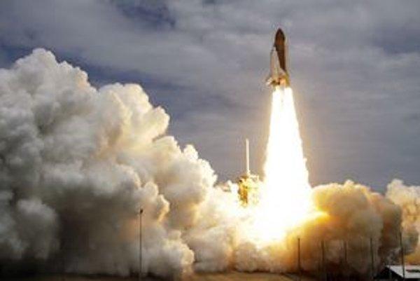 Atlantis odštartoval na poslednú misiu.