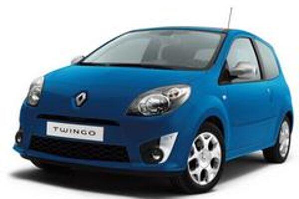 Spojením  nového motora a práve predstaveného modelu mestského vozidla Twingo vzniklo malé športové auto.