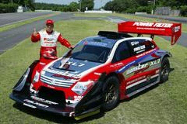 Šéf športového oddelenia značky Suzuki osobne testuje všetky modely, ktoré vzniknú v dielňach pod jeho vedením.