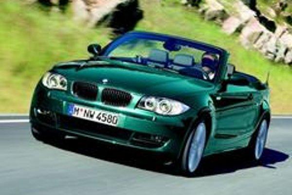 Karoséria BMW 1 vyzerá elegantne aj bez strechy. Otázne je, či na trhu bude miesto pre ďalší kabriolet. Iba BMW má v ponuke tri modelové rady s otváracou strechou..