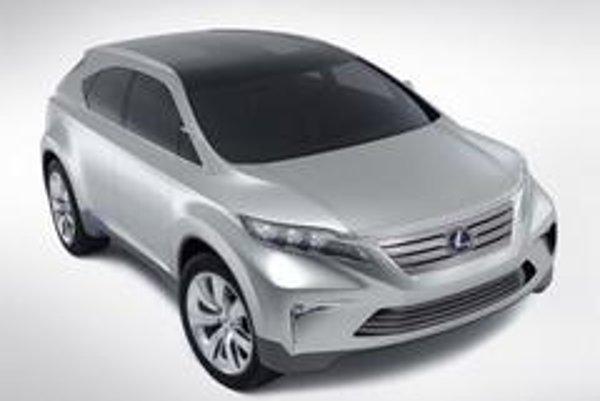 Štúdia hybridného SUV LF-Xh naznačuje ako by mohla vyzerať ďalšia generácia najúspešnejšieho modelu luxusnej divízie Toyoty – RX.