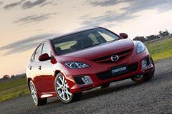 Nová Mazda6