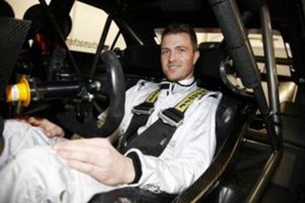 Ralf Schumacher za volantom Mercedesu C AMG