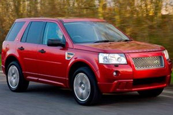 Land Rover Freelander HST
