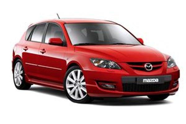 Najspoľahlivejším autom v kategórii dvoj-až trojročných vozidiel je Mazda 3.