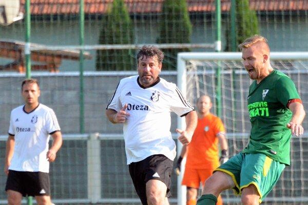 Marek Hollý odohral v nedeľu celý zápas.