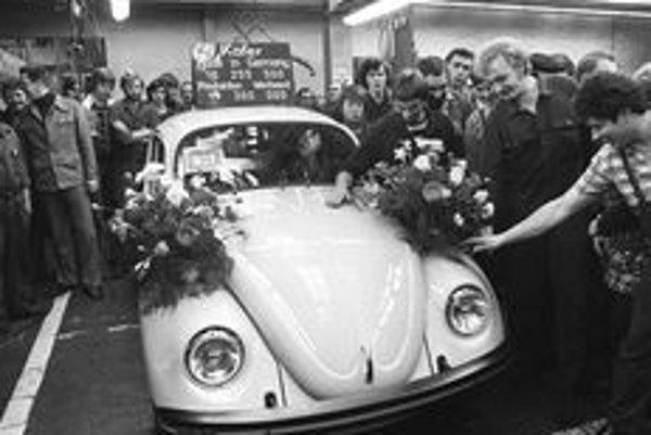 Produkcia vozidiel začala v Emdene pred tridsiatimi rokmi.