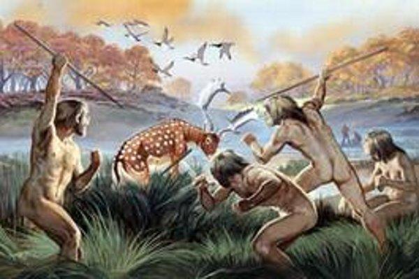 Človek sa vyvíjal milióny rokov. Až teraz je však schopný radikálne meniť Zem.