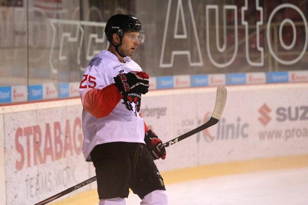 Alex Tamáši deklaroval najvyššie ambície B. Bystrice.