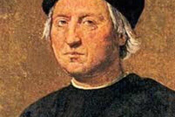 Kolumbus objavil Ameriku v roku 1492.