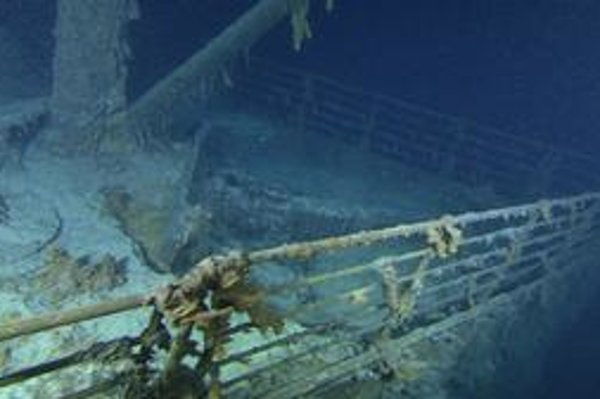 """Najnovšia expedícia priniesla doteraz najostrejšie zábery na vrak """"nepotopiteľnej"""" lode."""