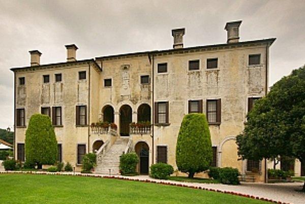 Palladiova Villa Godi.