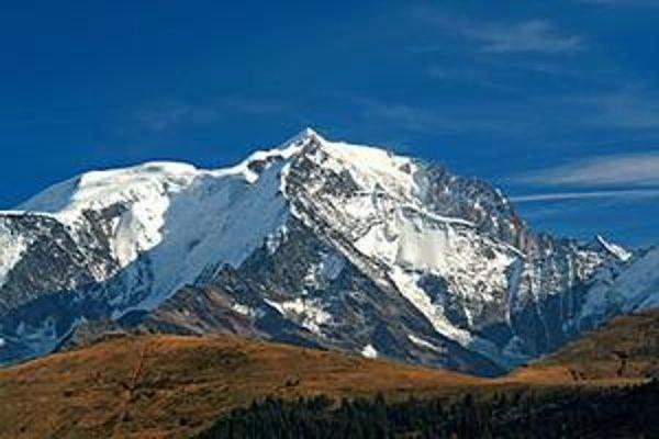 Hrozí na Mont Blancu explózia vody?