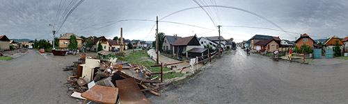 Katastrofa v Brusne