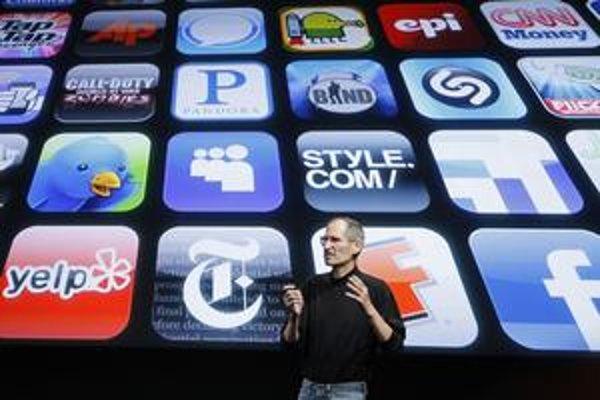 Šéf spoločnosti Apple Steve Jobs oznámil, že nová verzia operačného systému pre  telefóny iPhone bude obsahovať zabudovanú reklamnú platformu iAd.