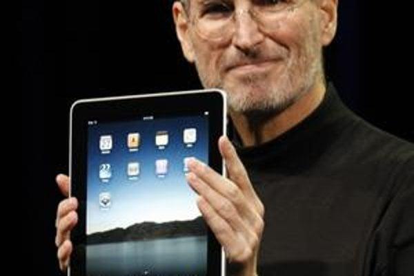 Tablet iPad od Apple tento rok možno naštartuje nový segment počítačov. Na ich ovládanie si vystačíte iba s prstami.