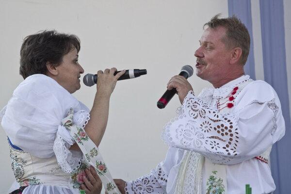 Festival dychových hudieb v Holíči.