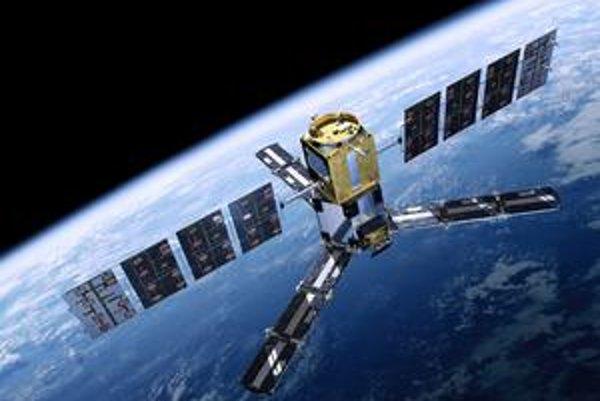Satelit SMOS.