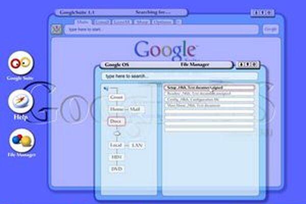 Bude vyzerať nový operačný systém od Google takto?
